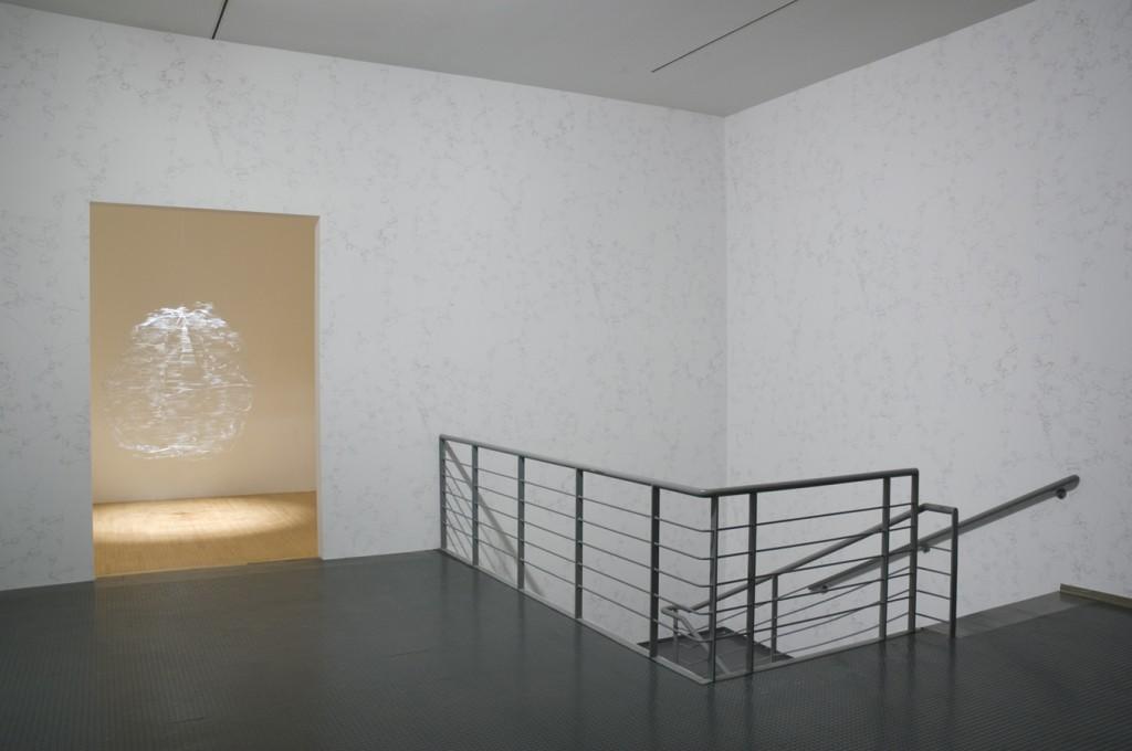 nimbus II and wallpaper at MOCA